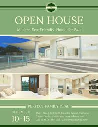 eco friendly houses information modern eco friendly home real estate flyer templates by canva