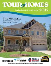 Essex Homes Floor Plans by 2012 Tour Of Homes Planbook By Building Industry Association Of