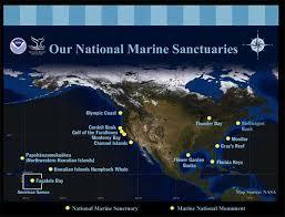 satellite map of florida mbnms office of national marine santuaries satellite map