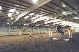 steel horse barn buildings riding arenas