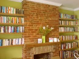 shelving u0026 bookcases richard sothcott brighton carpentry