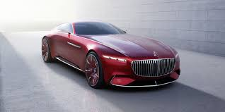 rose gold cars the mercedes maybach 6 concept is a 738 horsepower electric luxury