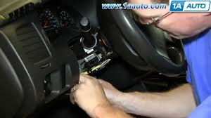 1998 Chevy Monte Carlo Wiring Diagrams How To Install Replace Wiper Cruise High Beam Turn Signal Switch