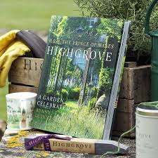 highgrove a garden celebrated beautiful book about hrh prince