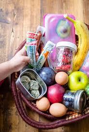 Snack Basket Healthy