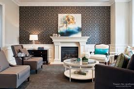 livingroom wallpaper wallpaper living room ideas modern house