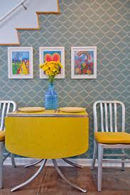 retro yellow kitchen table majestic design yellow kitchen table and chairs set centerpiece