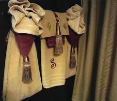 bathroom towel decorating ideas bathroom towel decor ideas with gallery images yuorphoto com