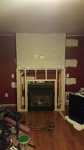 project day fireplace with built ins create your free maker