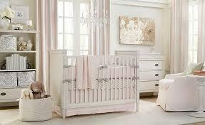 cute baby nursery ideas yellow decor white floral valance