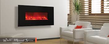 Electric Wall Fireplace Wall Mount Electric Fireplaces Household Mounted With Regard To 8