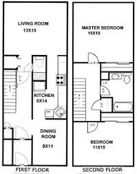 two story apartment floor plans fort pike commons apartments floor plans