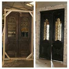 Refinish Exterior Door Front Door Refinishing Front Door Restoration Exterior Door