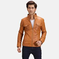 mens leather moto jacket men u0027s cafe racer jackets u0026 moto jackets in real leather