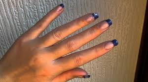 bio sculpture simple nail art design youtube