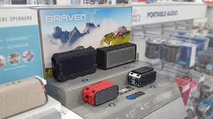 braven wireless bluetooth speaker display frank mayer and