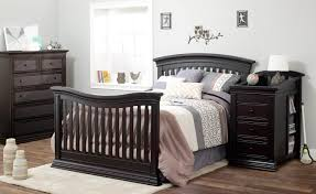 170420 sedona espresso full bed and changer lifestyle f sorelle