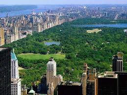 Central park national historic landmark