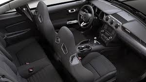 2011 Mustang V6 Interior 2015 Ford Mustang Interior Pictures