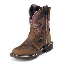 womens boots toe justin boots s wanette collection steel toe work boots
