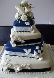 wedding cake royal blue 4 tier royal blue wedding cake shareacake me shareacake me