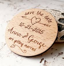 wedding magnets wooden save the date magnet wedding magnets personalized save