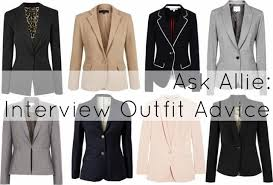 interview fashion tips wardrobe oxygen