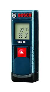 amazon com bosch glm 10 compact laser measure 35 u0027 home improvement