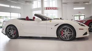 Ferrari California Gray - the new ferrari california t youtube