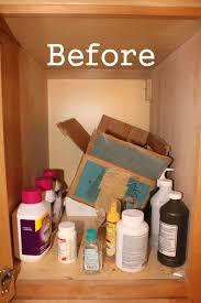 organize medicine cabinet goodie goodies medicine cabinet re do