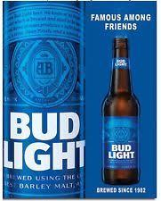 bud light party ball bud light sign ebay