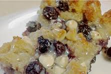 blueberry bread pudding the official blog of america u0027s favorite