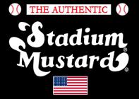 stadium mustard stadium mustard logo with flag 197x140 png
