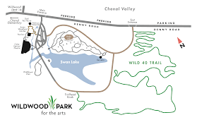 wildwood park for the arts wildwood park announces new trail and