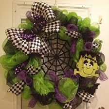 Pinterest Halloween Wreaths by Frankenstein Halloween Wreath Created By Many Splendid Things