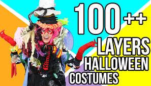 Costumes Halloween 100 Layers Halloween Costumes