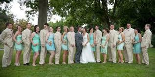 mint green wedding jared s sweet mint green wedding weddbook