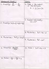 ideas about maths revision ks3 year 7 worksheets wedding ideas