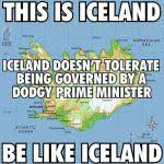 Iceland Meme - political meme tracker electomatic political news