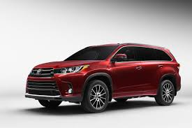 The Refreshed And Enhanced 2017 Toyota Highlander Is The Ideal