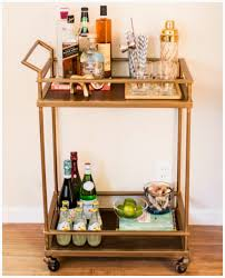 target black friday threshhold rosa beltran design blog friday find affordable brass bar cart