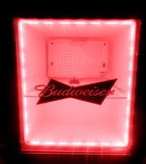 fridge red light red led light set for mini fridge remote 9v battery lights only ebay