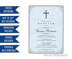 communion invitations for boys blue baptism invitations boy communion invitations cross