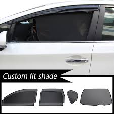 Rear Window Blinds For Cars Custom Fit Shade Mesh Car Window Blinds For Pajero Buy Window