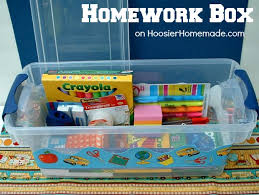 School Desk Organization Ideas Back To School Desk Organization Hoosier