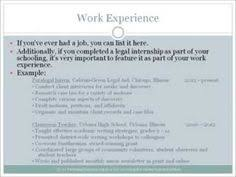 Immigration Paralegal Resume History Resume Templates Samples Simple Resume Examples Experience