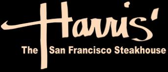 harris restaurant the san francisco steakhouse