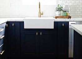 dark cabinet kitchens minimalist navy blue kitchen cabinets diy simple ways to dark