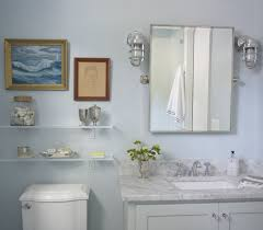 Nautical Mirrors Bathroom Nautical Wall Sconce Beach Themed Wall Sconces White Wall Brown