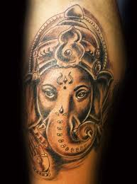 ganesha tattoo on shoulder omg this is the ganesha that i want tattooed on me somewhere